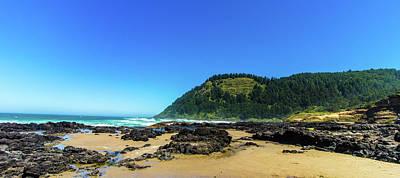Photograph - Pacific Beach by Jonny D