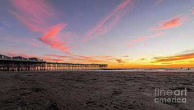 Photograph - Pacific Beach  by Roman Gomez