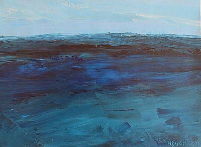 Painting - Pacific Blue by Norma Duch