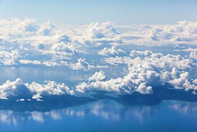 Photograph - Pacific Blue by Ramunas Bruzas