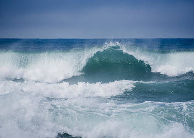 Photograph - Pacific Blue by Robert Potts