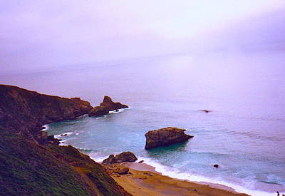 Photograph - Pacific Coast Highs by Vicki Lynn Sodora
