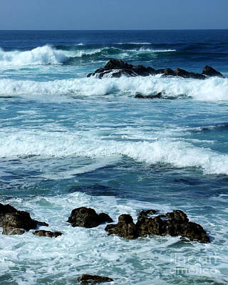 Photograph - Pacific Coast Seascape Photograph by Kristen Fox