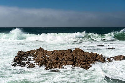 Photograph - Pacific Coast by Wim Slootweg