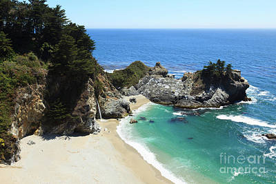Fathers Day 1 - Pacific coastline in California  - Highway one by Samuel Borges