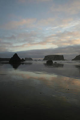 Photograph - Pacific Dusk by Dylan Punke