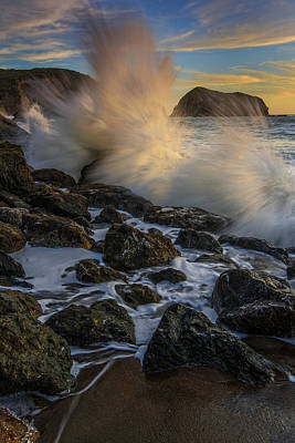 Sausalito Photograph - Pacific Fury by Rick Berk