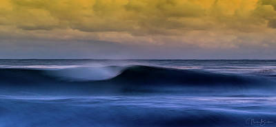 Photograph - Pacific by Nick Borelli