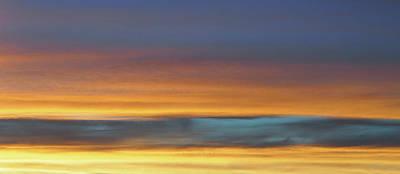 Photograph - Pacific Northwest Sunset by Jacklyn Duryea Fraizer