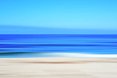 Photograph - Pacific Ocean Blue by Joseph S Giacalone
