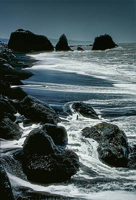 Photograph - Pacific Ocean by Garry McMichael