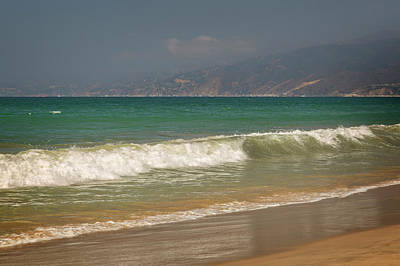 Photograph - Pacific Ocean II by Ricky Barnard