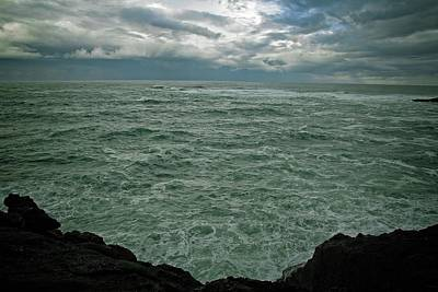 Photograph - Pacific Ocean In May by Katie Wing Vigil