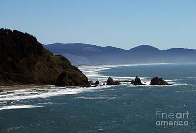 Photograph - Pacific Ocean View 2 by Chalet Roome-Rigdon