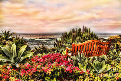 Pacific Ocean View Art Print