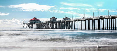 Photograph - Pacific Pier by Marius Sipa