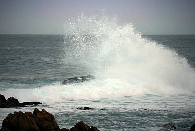 Photograph - Pacific Splash by Joyce Dickens