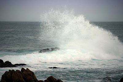 Photograph - Pacific Splash by Joyce Dickens