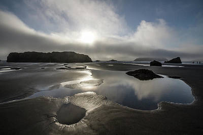 Photograph - Pacific Tidal Pools by Debra and Dave Vanderlaan