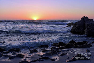 Photograph - Pacific Twilight by Gina Savage