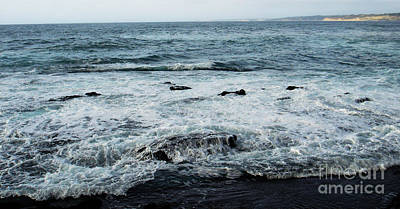 Photograph - Pacific View 1 by Linda Shafer