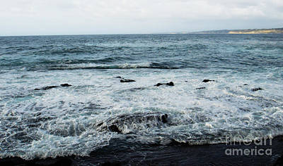 Photograph - Pacific View 2 by Linda Shafer