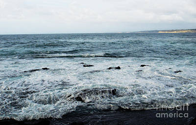 Photograph - Pacific View 3 by Linda Shafer