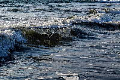 Photograph - Pacific Waves by Nicole Lewis