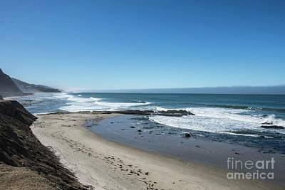 Photograph - Pacifica California Beaches by David Bearden