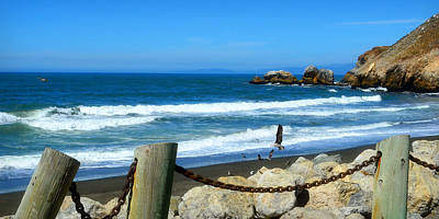 Amy Weiss - Pacifica Coast by Glenn McCarthy Art and Photography