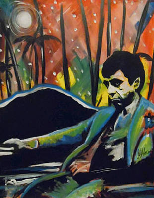 Painting - Pacino Life by Antonio Moore