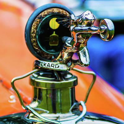 Photograph - Packard Dream by Stewart Helberg