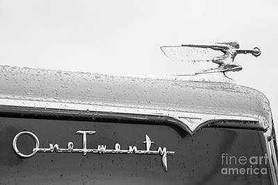 Photograph - Packard One-twenty by Dennis Hedberg