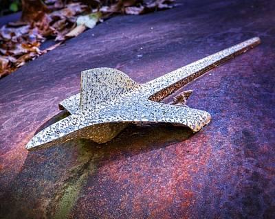 Photograph - Packard Ornament by Alan Raasch