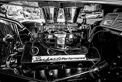 Photograph - Packard Performance by Kevin Cable