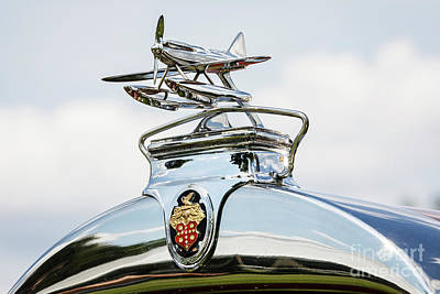 Photograph - Packard Plane by Dennis Hedberg