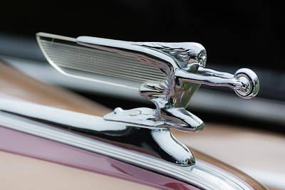 Photograph - Packard by Stewart Helberg
