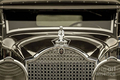 Photograph - Packard View by Dennis Hedberg