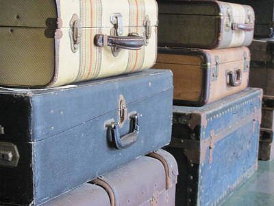 Photograph - Packed And Ready To Go by Renee Holder