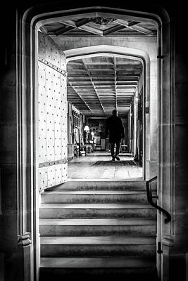 Photograph - Packwood Corridor by Nick Bywater