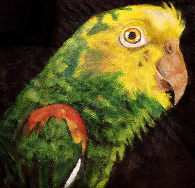 Paco Painting - Paco by Carol Russell