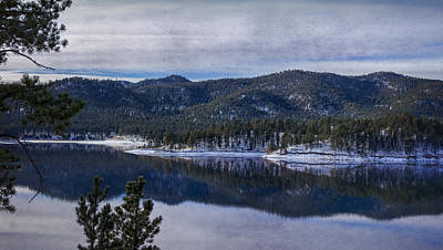 Photograph - Pactola Lake by Ray Van Gundy