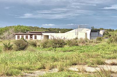 Photograph - Pad 3 Blockhouse by Gordon Elwell