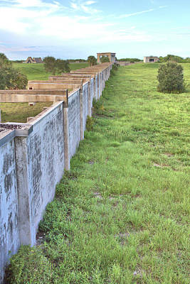Photograph - Pad 34 Blockhouse View by Gordon Elwell