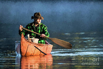 Photograph - Paddler's Splendor by Lori Dobbs