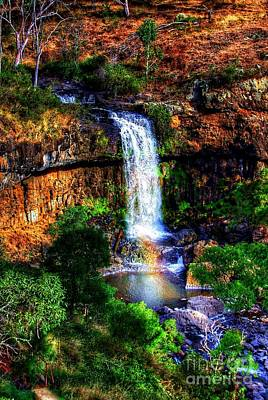 Photograph - Paddy's Falls by Blair Stuart