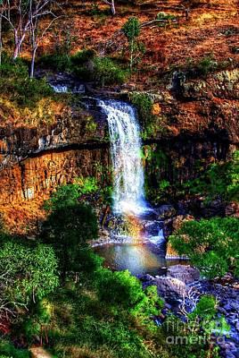 Photograph - Paddy's Falls by Blair Stuart