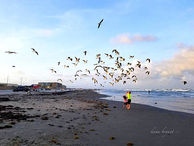 Photograph - Padre Island Summer by Kume Bryant