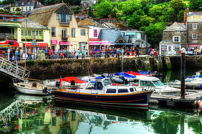 Photograph - Padstow Cornwall by Pennie McCracken