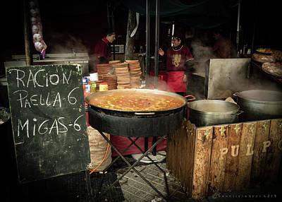 Photograph - Paella  by Henri Irizarri
